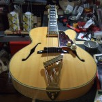 D'Angelico NYS-2 メンテナンス