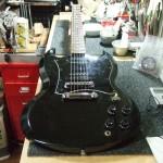 Gibson SG 95年製 ネック折れリペア