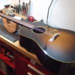 Gibson Historic Collection 1942 J-45  2006年製 ナット&ロングサドル交換 ブレース剥れ