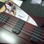 Gibson Nikki Sixx Thunderbird Bass ネック折れリペア