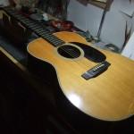 Martin 000-28 カスタム 01年製 ナット&サドル弦高調整